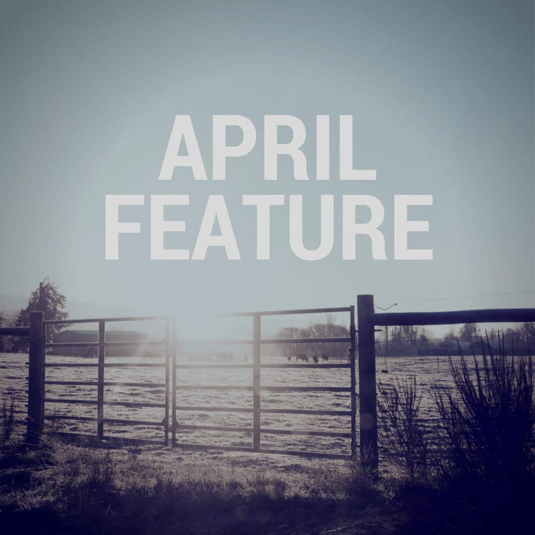 April feature home page