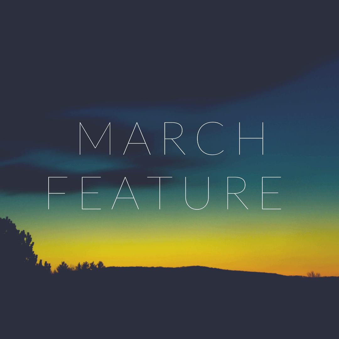 March feature home page