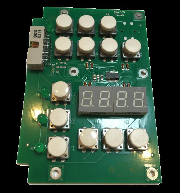 PCB EZ Display Keyboard - 47989