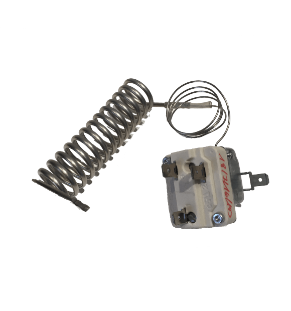 Thermostat with Helical Sensor - 60022